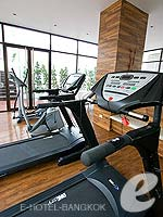 Fitness Gym : i Residence, Long Stay, Phuket