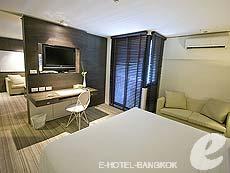 バンコク シーロム・サトーン周辺のホテル : アイ レジデンス(i Residence)のお部屋「ジュニア スイート」