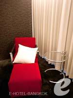 バンコク ファミリー&グループのホテル : アイ レジデンス(i Residence)のエグゼクティブ デラックスルームの設備 Relax Chair