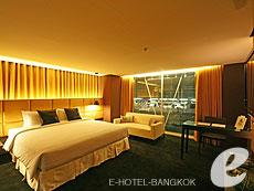 バンコク ファミリー&グループのホテル : アイ レジデンス(i Residence)のお部屋「エグゼクティブ デラックス」