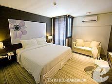 バンコク シーロム・サトーン周辺のホテル : アイ レジデンス(i Residence)のお部屋「デラックス スイート」