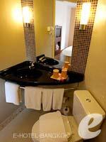 バンコク スクンビットのホテル : アイビス バンコク ナナ(Ibis Bangkok Nana)のスタンダードルーム シングルルームの設備 Bathroom
