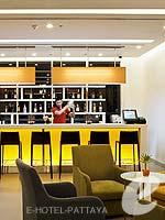 パタヤ 会議室ありのホテル : アイビス パタヤ 「Lobby Bar」
