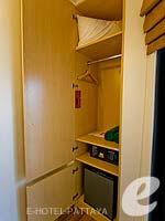 パタヤ ノースパタヤのホテル : アイビス パタヤ(Ibis Pattaya)のスタンダード ルームルームの設備 Closet
