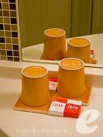 パタヤ ノースパタヤのホテル : アイビス パタヤ(Ibis Pattaya)のスタンダード ルームルームの設備 Bath Amenities