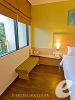 パタヤ ノースパタヤのホテル : アイビス パタヤ(Ibis Pattaya)のファミリー ルームルームの設備 Sitting Area