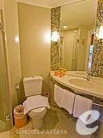 パタヤ ノースパタヤのホテル : アイビス パタヤ(Ibis Pattaya)のファミリー ルームルームの設備 Bathroom
