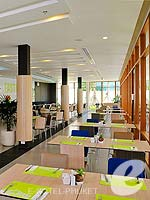 プーケット カタビーチのホテル : アイビス プーケット カタ 「Restaurant」
