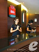 Reception : Ibis Phuket Patong, Pets Allowed, Phuket