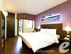 プーケット 会議室ありのホテル : アイビス プーケット パトン(1)のお部屋「スタンダード」