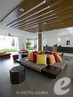 サムイ島 ペット同伴可のホテル : アイビス サムイ ボプット 「Lobby」