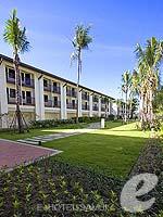 サムイ島 ペット同伴可のホテル : アイビス サムイ ボプット 「Garden」