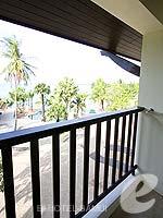 サムイ島 5,000円以下のホテル : アイビス サムイ ボプット(Ibis Samui Bophut)のスタンダードルームの設備 Balcony