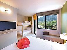 クラビ ペット同伴可のホテル : アイビス スタイリッシュ クラビ アオナン(1)のお部屋「ファミリー」