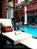 バンコク プールありのホテル : イム フュージョン スクンビット 「Poolside」