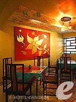 バンコク プールありのホテル : イム フュージョン スクンビット 「Restaurant」
