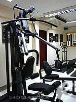 Fitness Gym : Imm Fusion Sukhumvit, Connecting Rooms, Phuket