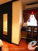 バンコク スクンビットのホテル : イム フュージョン スクンビット(Imm Fusion Sukhumvit)のスーペリアルームの設備 Bedroom