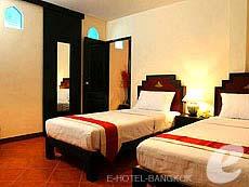 バンコク スクンビットのホテル : イム フュージョン スクンビット(Imm Fusion Sukhumvit)のお部屋「スーペリア」