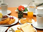 Breakfast : Imm Hotel Thaphae Chiang Mai, Long Stay, Phuket