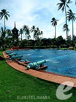 Swimming Pool : Imperial Boat House Beach Resort, USD 50-100, Phuket