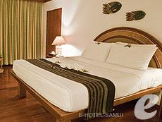 サムイ島 チョンモーンビーチのホテル : インペリアル ボートハウス ビーチ リゾート(1)のお部屋「スーペリア」