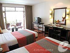 サムイ島 チョンモーンビーチのホテル : インペリアル ボートハウス ビーチ リゾート(1)のお部屋「プレミア」