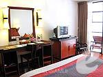 サムイ島 チョンモーンビーチのホテル : インペリアル ボートハウス ビーチ リゾート(Imperial Boat House Beach Resort)のハネムーンスイートルームの設備 Room View