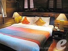 サムイ島 チョンモーンビーチのホテル : インペリアル ボートハウス ビーチ リゾート(1)のお部屋「ボートスイート」