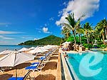 Beachfront Pool : Sheraton Samui Resort, Beach Front, Phuket