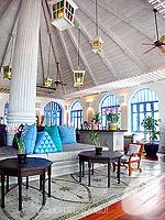 サムイ島 スパ併設のホテル : シェラトン サムイ リゾート 「Lobby Lounge」