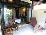 プーケット カップル&ハネムーンのホテル : インピアナ プーケット パトン(Impiana Phuket Patong)のスーペリアガーデンビュールームの設備 Balcony