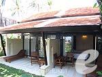 プーケット カップル&ハネムーンのホテル : インピアナ プーケット パトン(Impiana Phuket Patong)のスーペリアガーデンビュールームの設備 Exterior