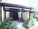 プーケット 10,000~20,000円のホテル : インピアナ プーケット パトン(Impiana Phuket Patong)のデラックスガーデンビュールームの設備 Exterior
