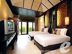 プーケット カップル&ハネムーンのホテル : インピアナ プーケット パトン(1)のお部屋「デラックス シービュー」