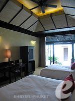 プーケット 10,000~20,000円のホテル : インピアナ プーケット パトン(Impiana Phuket Patong)のジュニア スイートルームの設備 Bedroom