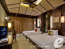 プーケット カップル&ハネムーンのホテル : インピアナ プーケット パトン(1)のお部屋「インピアナ スイート」