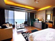 プーケット 会議室ありのホテル : インピアナ プライベート ビラ(1)のお部屋「デラックス スイート」