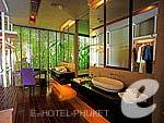 プーケット ファミリー&グループのホテル : インピアナ プライベート ビラ(Impiana Private Villas)のグランド ビラルームの設備 Bath Room