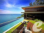 プーケット ファミリー&グループのホテル : インピアナ プライベート ビラ(Impiana Private Villas)のグランド ビラルームの設備 Private Pool