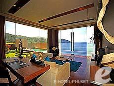 プーケット 会議室ありのホテル : インピアナ プライベート ビラ(1)のお部屋「グランド ビラ」