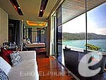 Room View : Honeymoon Suites at Impiana Private Villas, with Spa, Phuket