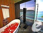 プーケット 会議室ありのホテル : インピアナ プライベート ビラ(Impiana Private Villas)のハネムーン スイートルームの設備 Bath Room