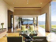 プーケット ファミリー&グループのホテル : インピアナ プライベート ビラ(1)のお部屋「ファミリー ヴィラ(2ベッドルーム)」