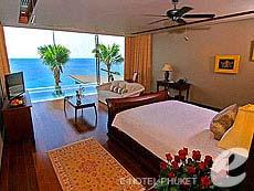 プーケット 会議室ありのホテル : インピアナ プライベート ビラ(1)のお部屋「ロイヤル ビラ 2ベッドルーム」