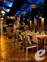 Restaurant : The Slate, 2 Bedrooms, Phuket