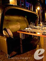 Restaurant : The Slate, USD 100 to 200, Phuket