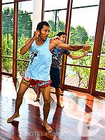 Thai Boxing Lesson : The Slate, Fitness Room, Phuket