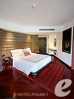 プーケット 10,000~20,000円のホテル : インディゴ パール プーケット(Indigo Pearl Phuket)のプレミアム パールベッド スイートルームの設備 Bedroom