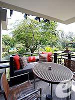 プーケット 10,000~20,000円のホテル : インディゴ パール プーケット(Indigo Pearl Phuket)のプレミアム パールベッド スイートルームの設備 Terrace